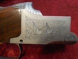 "Belgium Browning Superposed Pigeon Grade (Hand Engraving) O/U 12 ga. 28"" barrel w/ Browning Case--Lower Price!! - 8 of 24"