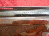 "Belgium Browning Superposed Pigeon Grade (Hand Engraving) O/U 12 ga. 28"" barrel w/ Browning Case--Lower Price!! - 17 of 24"