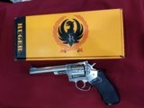 """Ruger Security Six .357 mag SS 6"""" bbl w/ box - 1 of 10"""