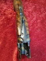 """Galazan Connecticut Shotgun Mfg. A-10 American, Rose & Scroll 12 gauge, O/U 28""""bbl w/case & Extras - 21 of 25"""