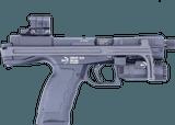 USW Pistol, 9mm - 1 of 1