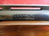 "Remington 1187 Premiere 12 gauge semi-auto shotgun 28"" VR barrel Mod choke tube - 7 of 22"
