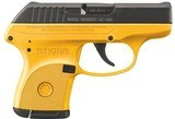 RUGER LCP .308ACP 6-SHOTS FS CONTACTOR YELLOW FRM (TALO)