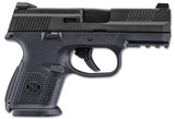 New FN America FNS-9C Compact Semi-Automatic Pistol, 9MM Luger