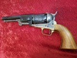Colt Dragoon Replica 1st Gen. .44 cal Black Powder Revolver - 1 of 14