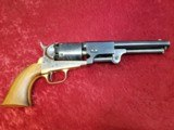 Colt Dragoon Replica 1st Gen. .44 cal Black Powder Revolver - 5 of 14