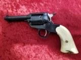 """Ruger New Bearcat .22 lr revolver 4"""" barrel STAG Grips"""