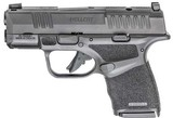 "Springfield XD Hellcat 9mm semi-auto pistol 3"" bbl Black Optic Ready 13-shot NEW #HC931BOSP"