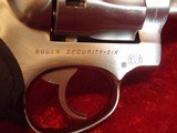"""Ruger Security Six .357 mag revolver, 4"""" bbl Stainless 200th Year of American Liberty - 4 of 19"""