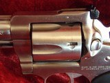 """Ruger Security Six .357 mag revolver, 4"""" bbl Stainless 200th Year of American Liberty - 10 of 19"""