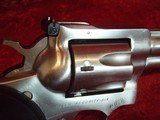 """Ruger Security Six .357 mag revolver, 4"""" bbl Stainless 200th Year of American Liberty - 18 of 19"""