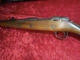 "Sako 85 Bavarian Bolt Action Rifle, .270 win. Wood Stock, 22"" Blue Barrel #JRSBV18 - 1 of 16"