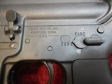 "Colt Sporter Match HBAR Pre-Ban semi-auto .223 rifle w/ 20"" Threaded Barrel--LOWER PRICE!! - 7 of 14"