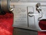 "Colt Sporter Match HBAR Pre-Ban semi-auto .223 rifle w/ 20"" Threaded Barrel--LOWER PRICE!! - 6 of 14"