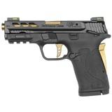 Smith & Wesson S&W M&P Performance Center Shield M2.0 .380 acp Blk/Gold NEW #12719