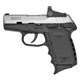 """SCCY CPX-1 semi-auto pistol 9mm 3.1"""" bbl Red Dot Sight Duo Tone Finish NEW #CPX1TTRD"""