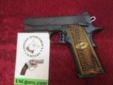"Kimber Pro Raptor II .45 acp semi-auto Custom Shop pistol 4"" bbl"