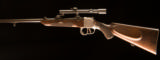 Arturo Heeren Action stalking riflein 7x57R with claw mounts and scope ~What a light and handy rifle! - 15 of 16