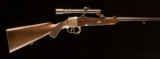 Arturo Heeren Action stalking riflein 7x57R with claw mounts and scope ~What a light and handy rifle! - 14 of 16