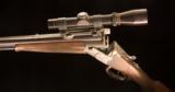 Le Hanne of Crefeld Germany O/U 16ga/9.3x60R?Combo rifle shotgun ~~ Sale price! - 2 of 7