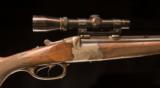 Le Hanne of Crefeld Germany O/U 16ga/9.3x60R?Combo rifle shotgun ~~ Sale price! - 5 of 7
