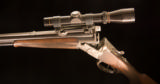 Le Hanne of Crefeld Germany O/U 16ga/9.3x60R?Combo rifle shotgun ~~ Sale price! - 1 of 7