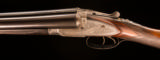 Rigby 12g. Sidelock ejector with famous rising bite!New barrels byrespected gun-makers Elderkin and Sons - 12 of 18