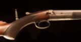 Holland & Holland Rook rifle in original coniditon ~ .295 semi smooth bore - 3 of 8