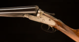 Thomas Bland 12g. sidelock !A super value on a true English sidelock SxS - 7 of 8