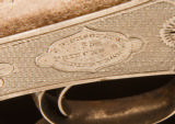 John Dickson of Edinburgh single shot rifle lined and proofed to 297/250in original makers case! - 1 of 8