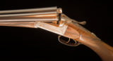 Webley & Scott 24g. boxlock with ejectors!How rare is that? Retailed from Buenos Aires!This gun shoots great, I have shot it ~ New great price - 8 of 9