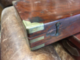 Lewis & Tomes High Quality and High Condition 12g. Percussion Double in its original Mahogany Makers Case - 12 of 12