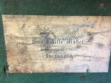 J. Pratt on Hannover Street Edinburgh Scotland ~ Cased Muzzle Loader Two Barrel Set ! Double Rifle and Shotgun ~ Sale! - 12 of 12