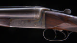 Thomas Wild with Classic Churchill Rib in excellent condition in its makers case - 4 of 11