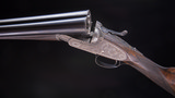 Boss & Co. Sidelock from 1899 ~ two barrel set at an exceptional price - 6 of 10