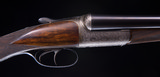 John Dickson & Son Classic Round Action ~ Beautiful and in a vintage Oak & Leather Case - 5 of 10