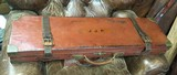 John Dickson & Son Classic Round Action ~ Beautiful and in a vintage Oak & Leather Case - 2 of 10