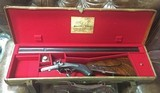 Boss & Co. Exquisite .500 BPE Double rifle ~ Check out the engraving, wood, BEST execution on all counts........ - 4 of 13