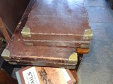 Vintage English matched pair case for 30