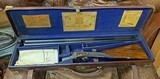 Holland & Holland Dominion in its makers case from 1948 in its makers case ~ Weighs in at 6 lbs. 2.5 oz...........