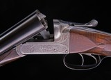 Henry Adkin & Sons Quality English boxlock with great LOP for you tall shooters or we can reduce for anyone........
