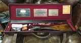 William Powell and Sons BEST in its case with accessories ~ An incredibly beautiful shotgun with 2 3/4