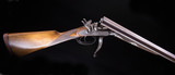 Thomas Boss, James street London 14g. with removable 20g chamber sleeves ~ Shoot a vintage Boss hammer gun! - 6 of 8
