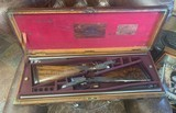 William Powell BEST Sidelock Ejector with Beautiful Nitro Proofed Damascus barrels ~ Consignor says sell so great new price for2K less!~ - 9 of 10