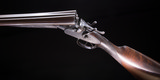 I. Hollis Nitro Proofed Hammer Gun With A Stock For The Right Shoulder And Left Eye ~ Cool! - 8 of 10
