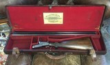 William Powell and Son Sidelock in very nice condition in its makers case ~ This is a super deal on an extremely nice English sidelock - 10 of 12