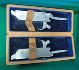 Westley Richards~ Droplock ~ live pigeon model in its original oak and leather case ~ Condition x3! - 12 of 12