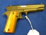 ROCK ISLAND ARMORY M1911 A1 .38 SUPER - 2 of 2