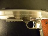 AMERICAN TACTICAL THUNDERBOLT SS 1911 .45ACP - 3 of 5