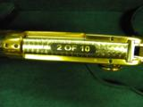 WINCHESTER MODEL 94 PENNSYLVANIA LYCOMING COUNTY 24 KARAT GOLD COMMEMORATIVE RIFLE #2 OF 10 MANUFACTURED - 9 of 11